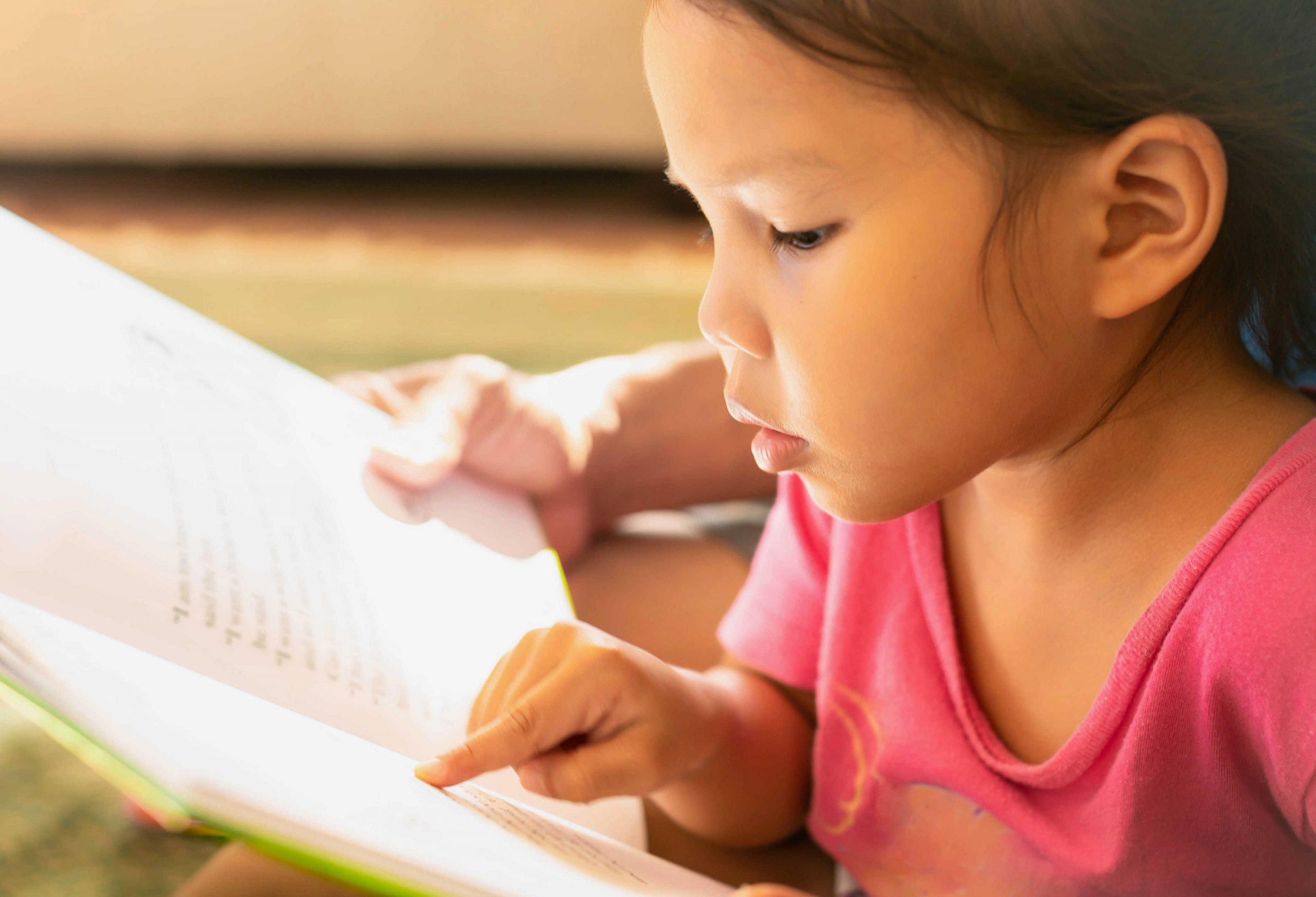 Benefits Of Reading for kids
