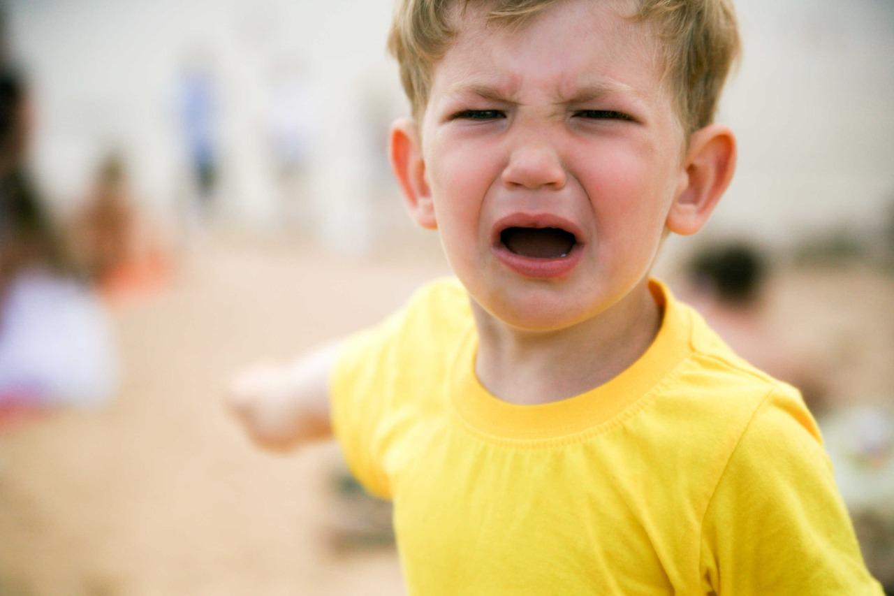 Child Temper Tantrum
